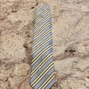 Other - Men's Ermenegildo Zegna tie, 100% silk.